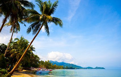 самый чистый пляж в паттайе