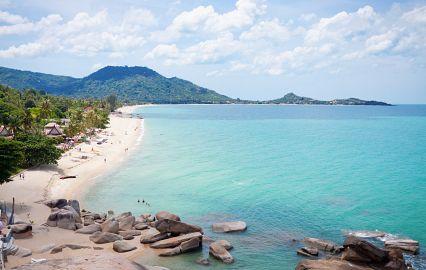 чистые пляжи паттайи