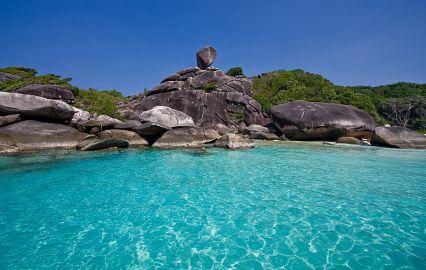 Симиланские острова цена экскурсии