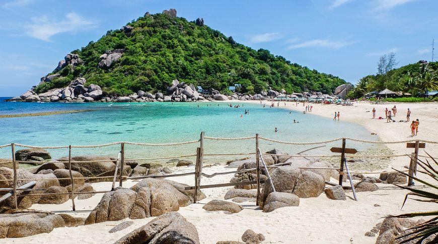 самый чистый пляж паттайи