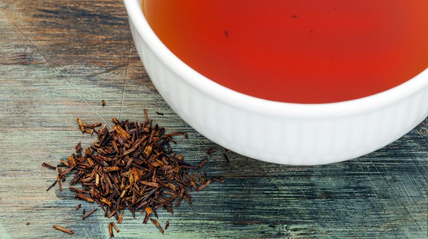 чем полезен синий чай