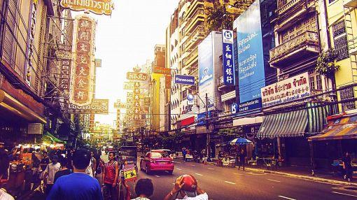 Крюком фото с улиц тайланда голых