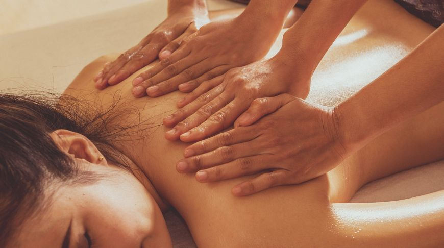 Тайский массаж с миньетом