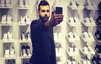 Настоящий superstar: иван ургант на вечеринке adidas originals