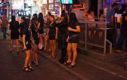 тайланд го го бары