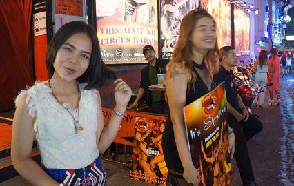 Секс в тайланде го го бары