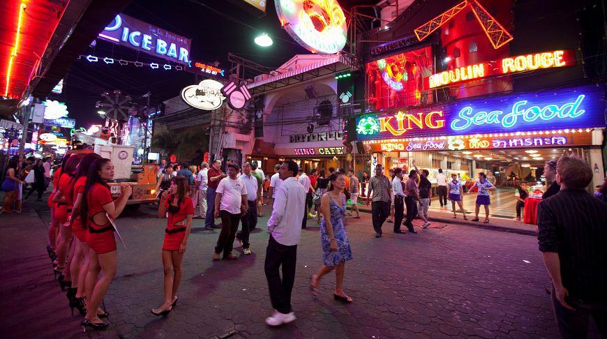 Секс бары го го в тайланд
