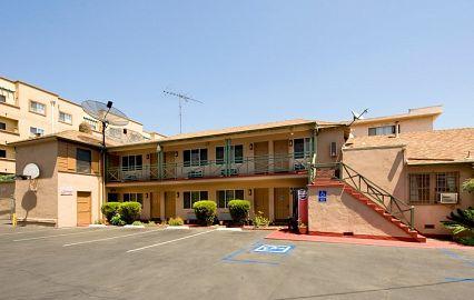 гостиницы в лос анджелесе