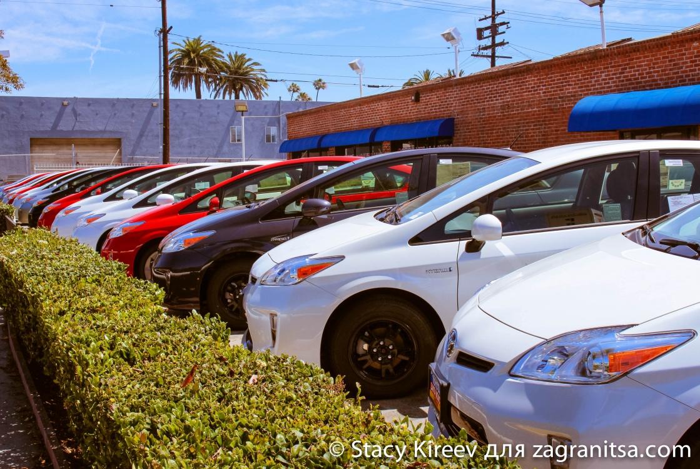 Купить машину у частника в кредит