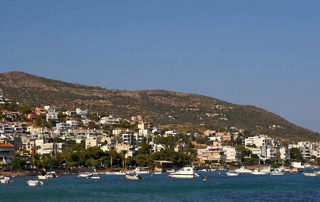 Недвижимость в остров Порто Рафти на побережье