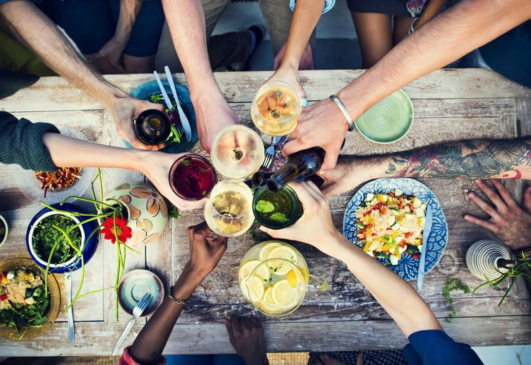 #Alianta Vin Алкогольные традиции разных стран
