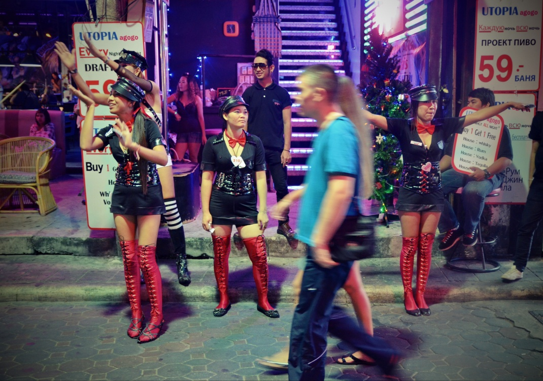 Секс туризм паттайя самые популярные развлечения среди мужчин