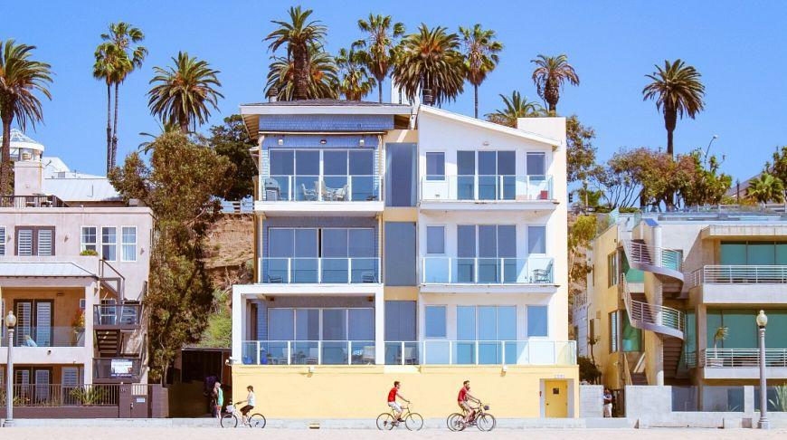 Сколько стоит аренда жилья в лос анджелесе апартаменты на озере гарда