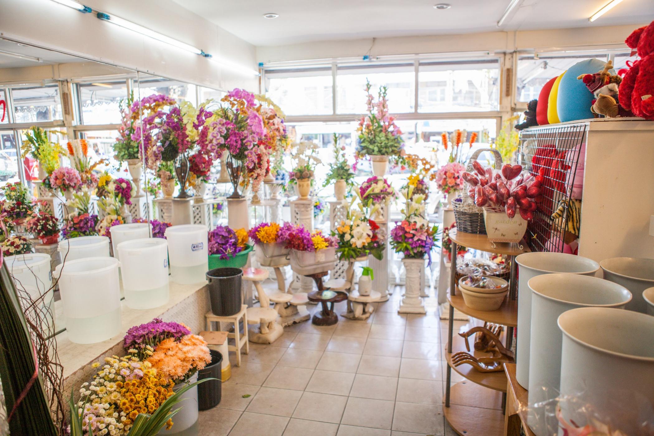 Цветы в краснодаре где купить