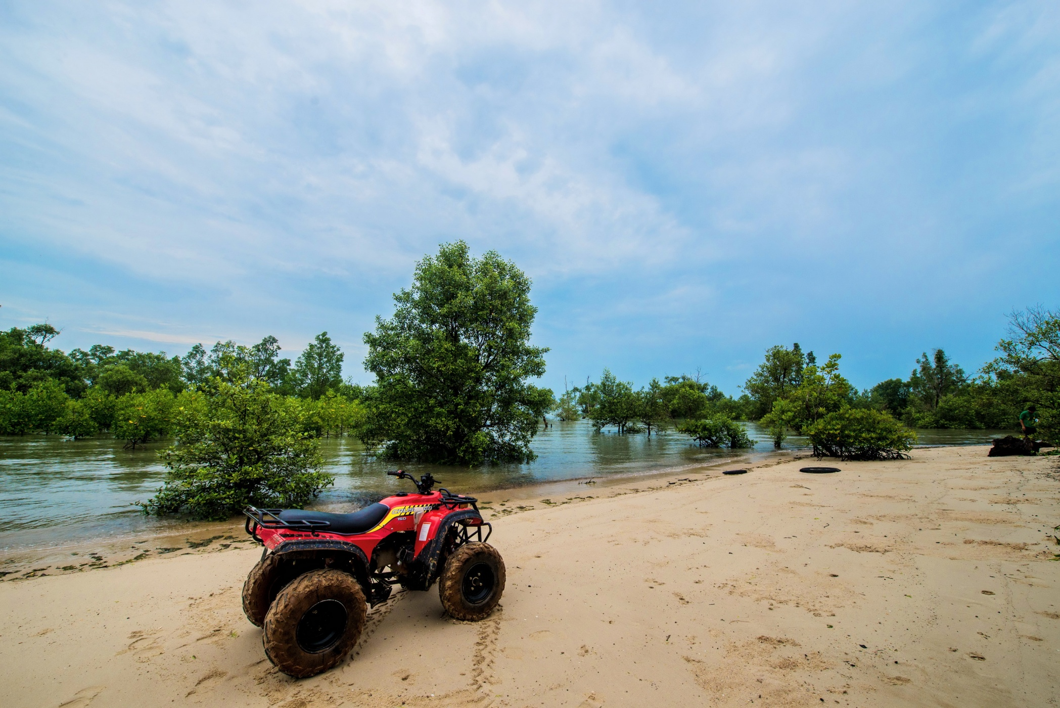 Квадроциклы ATV Tour на Пхукете