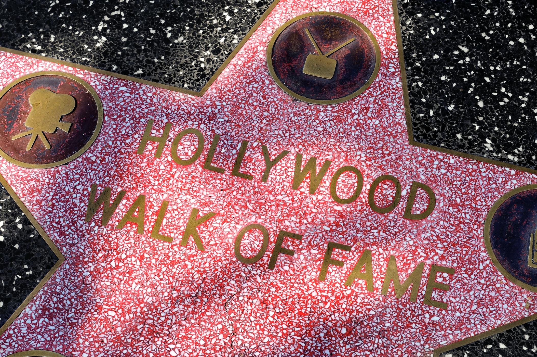 Картинки по запросу аллея звезд голливуд