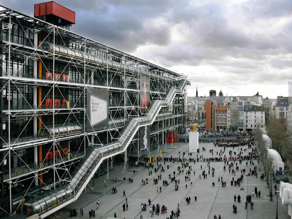 Музей современного искусства в париже доклад 781