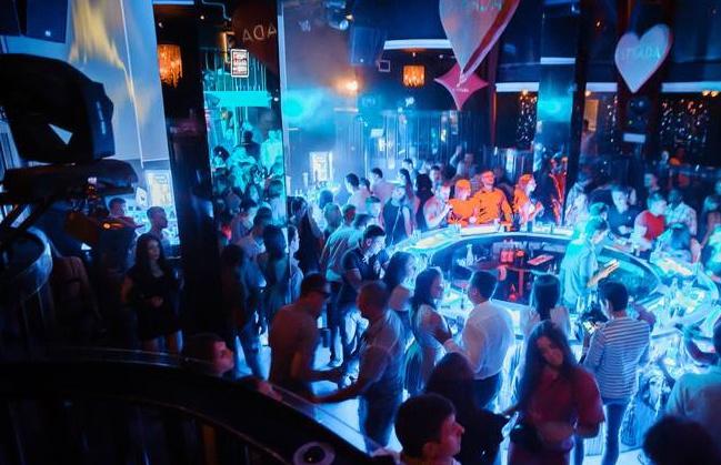 Ночные клубы эстрада клуб москвы стойка