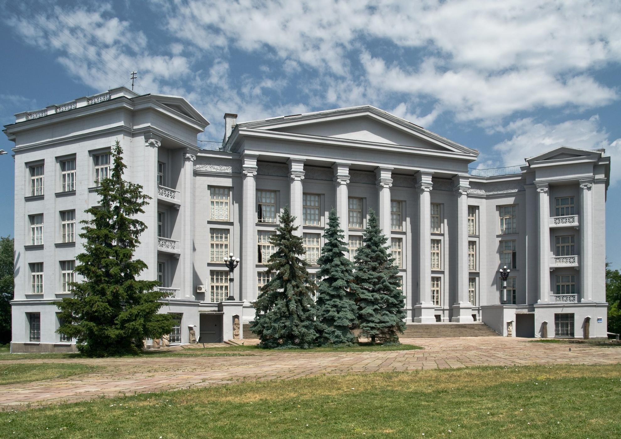 Национальный музей истории Украины (НМИУ) в Киеве