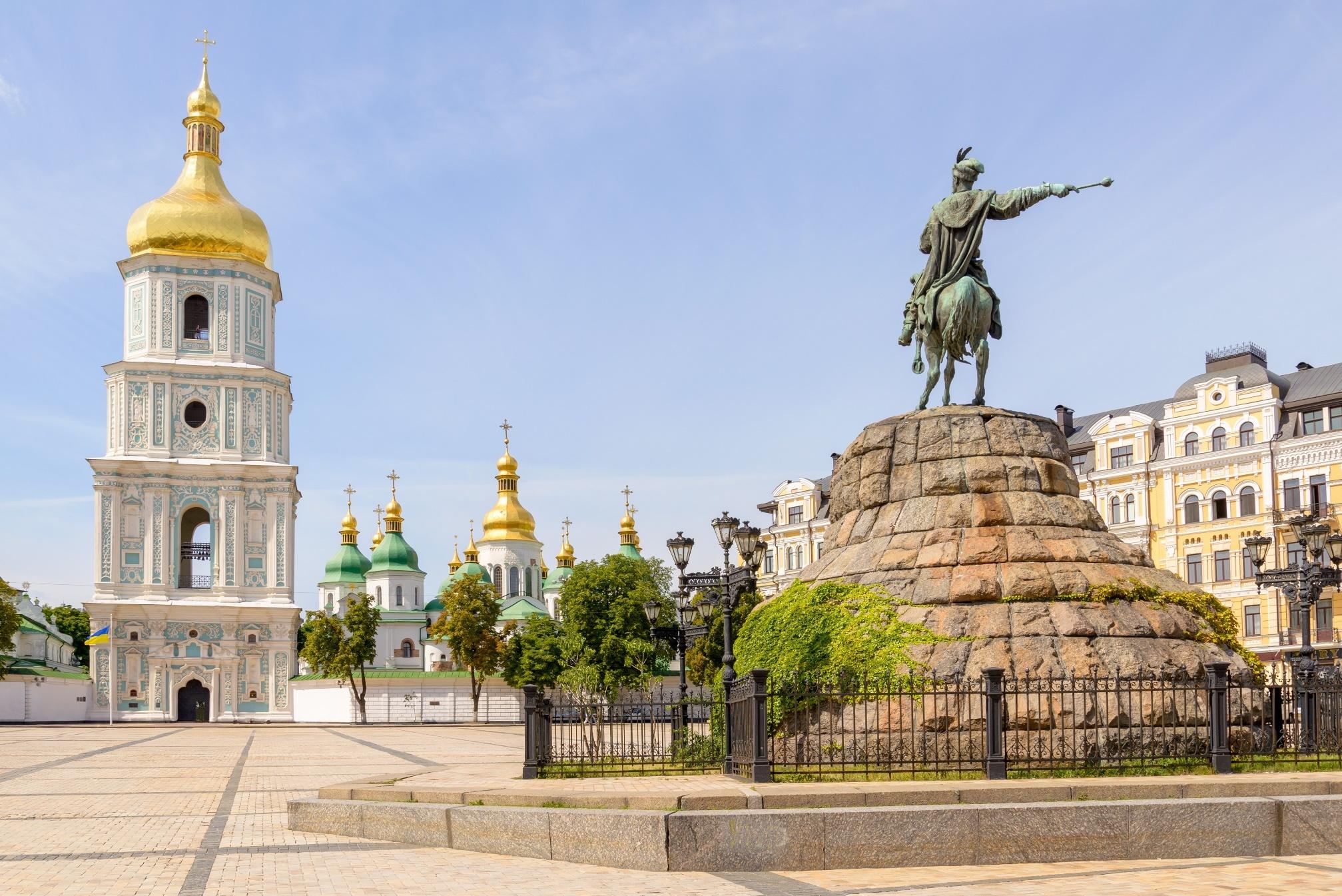 """Результат пошуку зображень за запитом """"киев софийская площадь"""""""