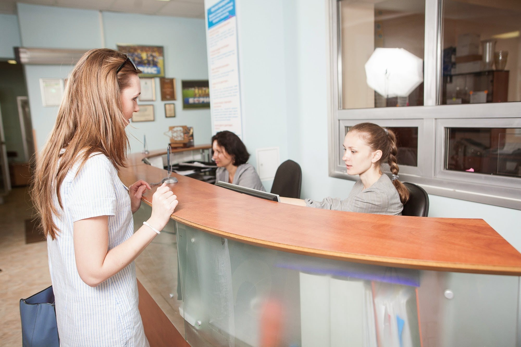 Городская стоматологическая поликлиника для советского района
