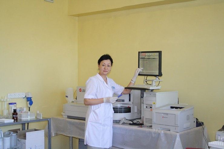 Цель городской больницы