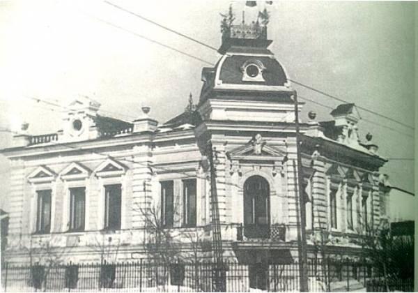 0b8b4e01ddca Торговый дом купца Матвея Кубрина в Астане