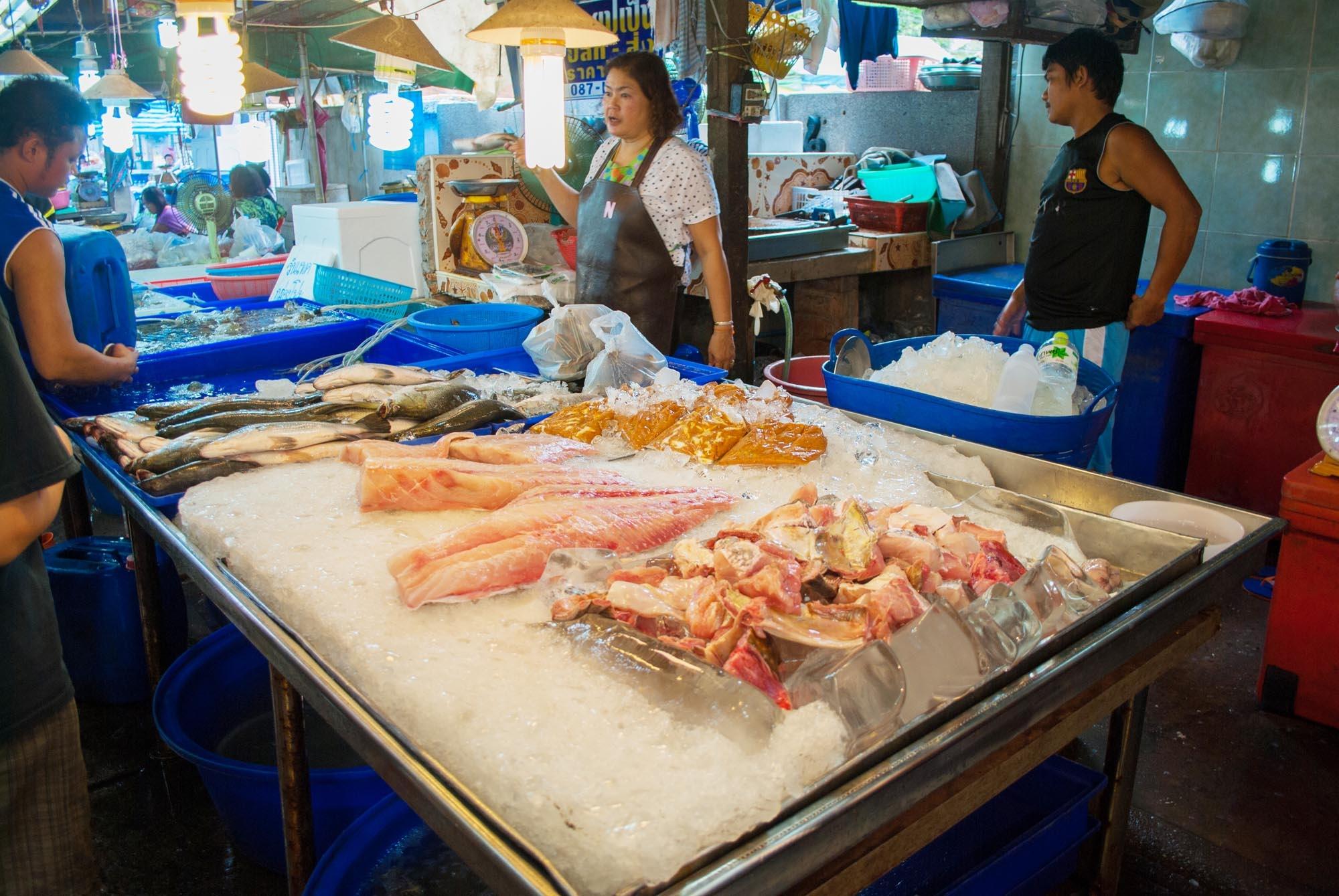 Рыбные рынки москвы 3 фотография