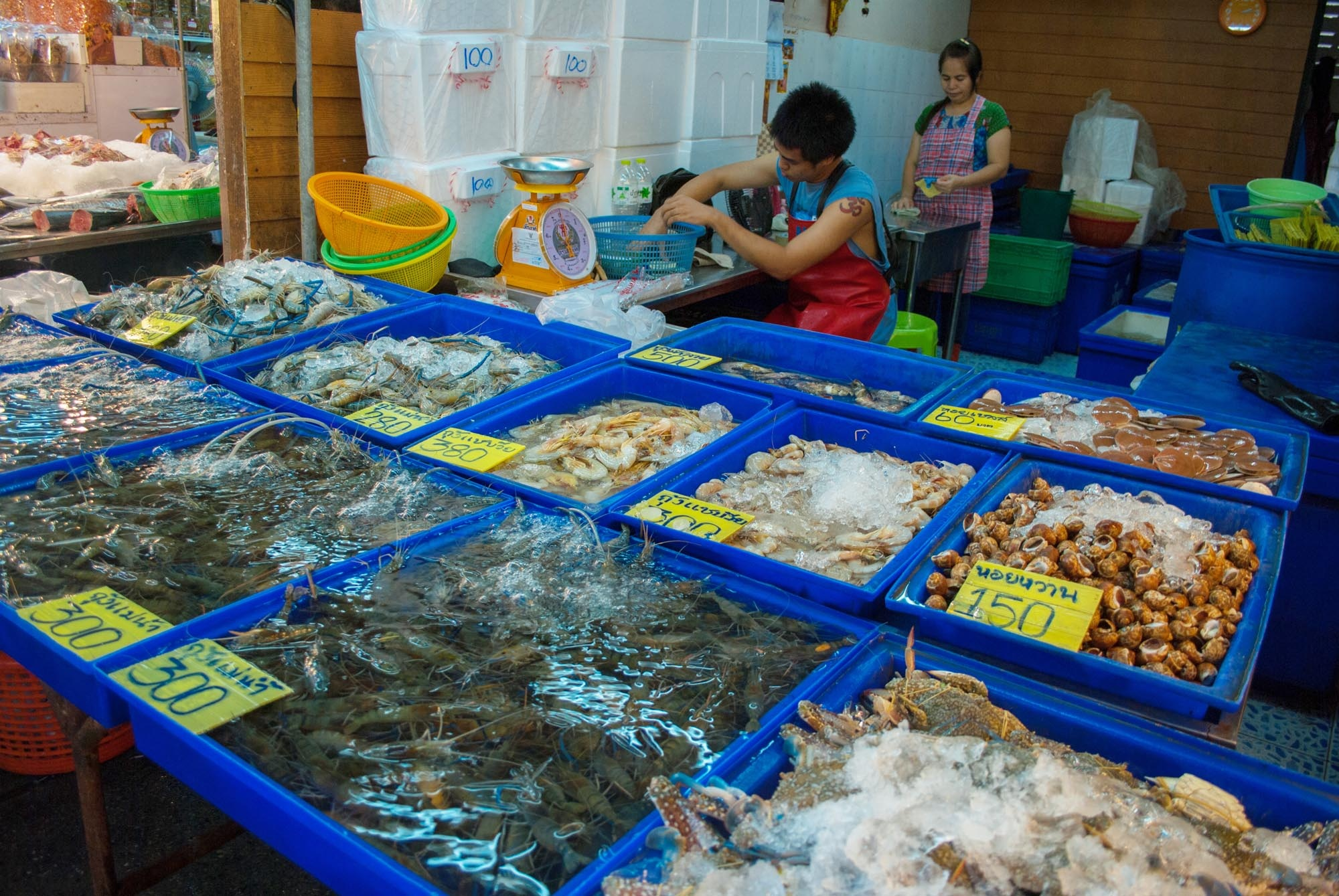 Рыбные рынки москвы 5 фотография