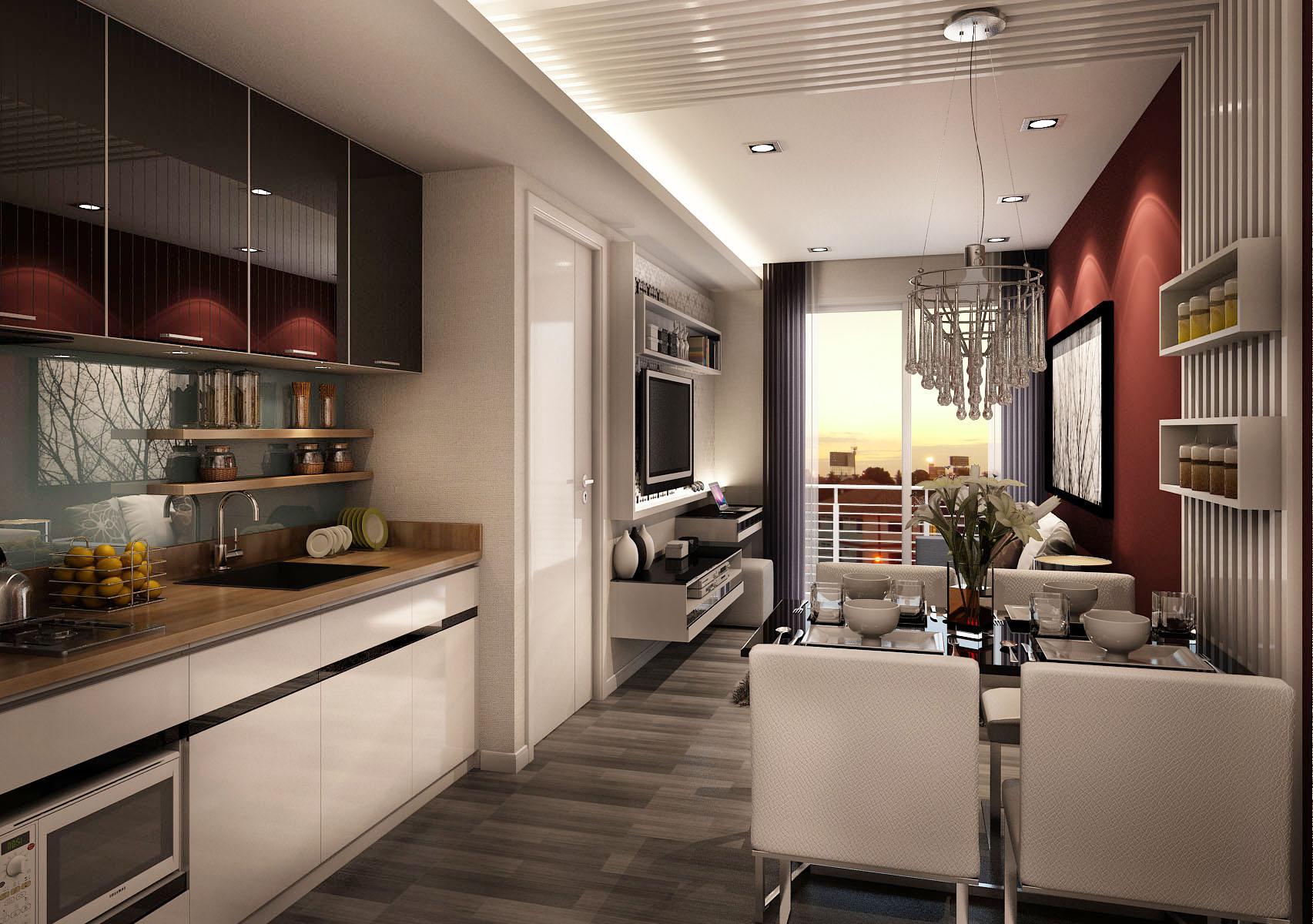 Дизайн кухни-гостиной 25 кв м - фото и проекты интерьера.