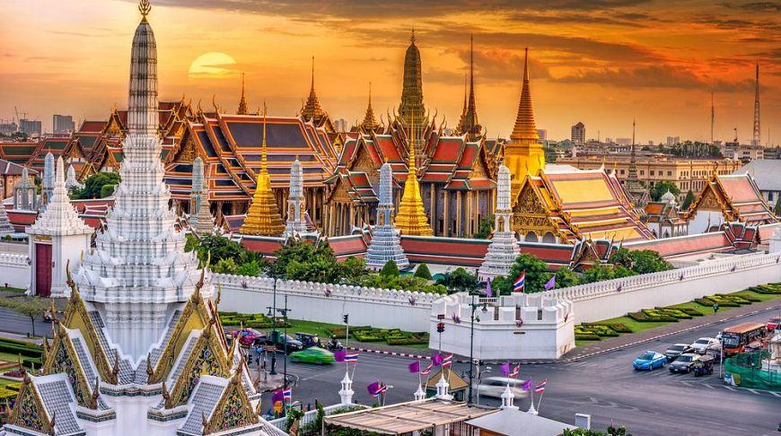 Бангкок стал самой посещаемой столицей Азии