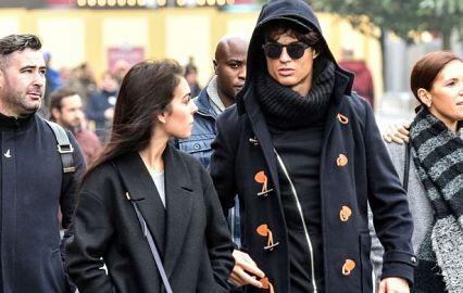 Криштиану Роналду влюблен впродавца одежды