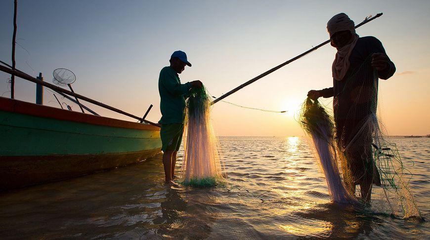 два рыбака Самуи