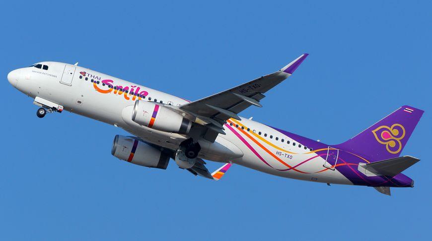авиакомпания Thai Smile