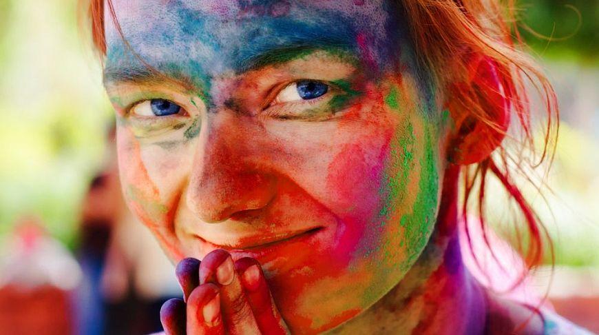 В Тайланде пройдет Фестиваль красок
