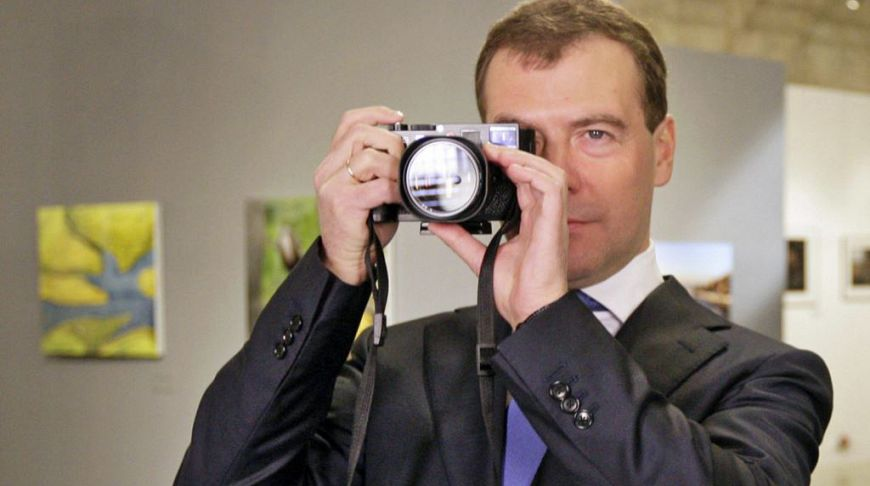 В Тайланде пройдет выставка фотографий Дмитрия Медведева