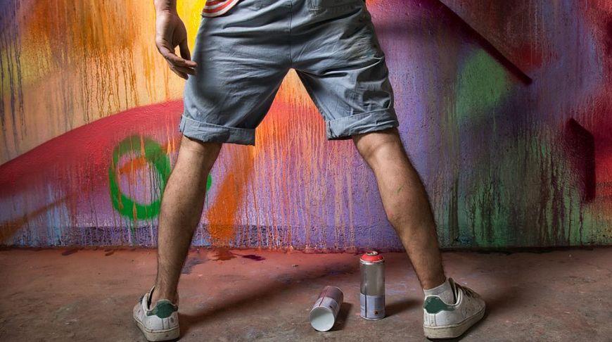 В Паттайе прошел фестиваль граффити