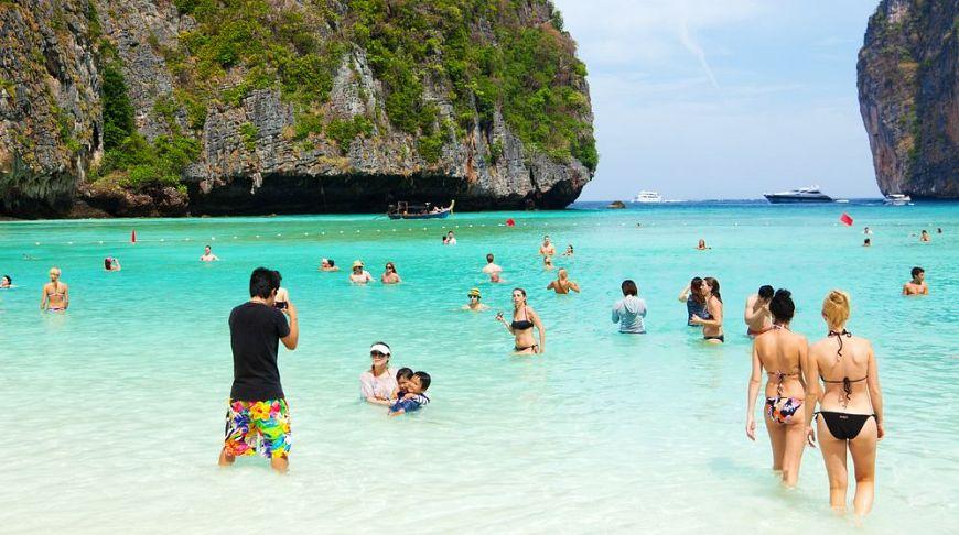 Залив Майя могут закрыть для туристов