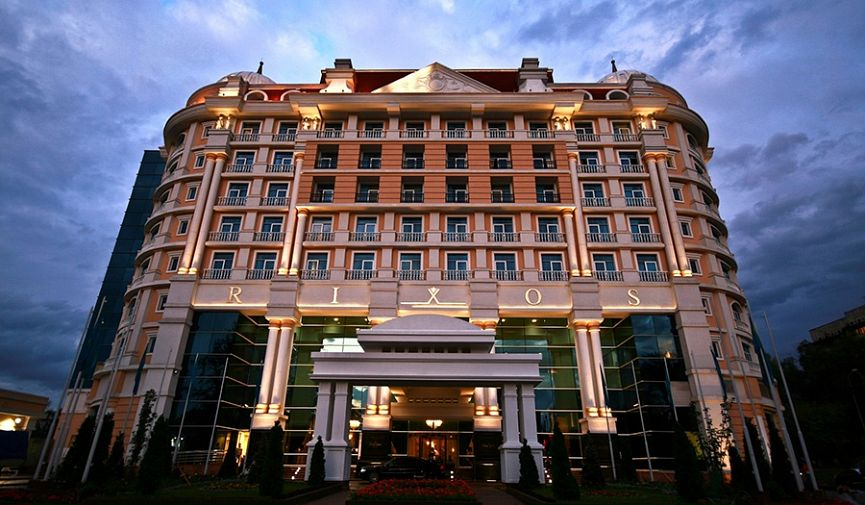 Rixos Almaty Hotel ― жемчужина Южной столицы