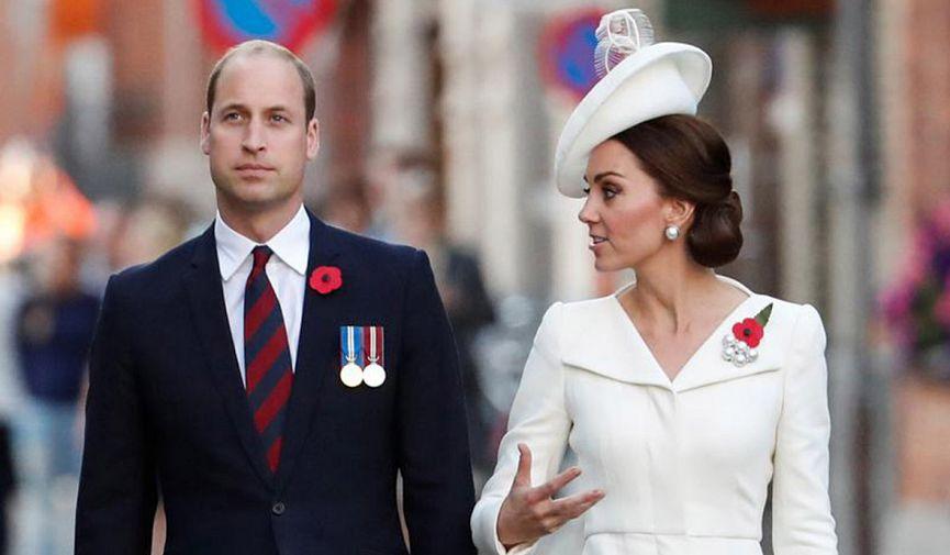 7 фото принца Уильяма и Кейт Миддлтон, которые напомнят вам принца Чарльза и Диану Спенсер