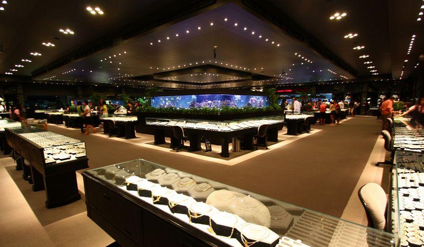 Музей драгоценных камней Gems Gallery — место ярких впечатлений и удачных покупок!
