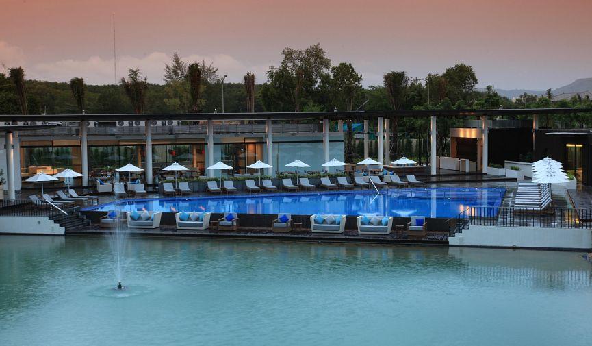 Незабываемый отдых с домашним уютом в отеле Angsana Villas Resort Phuket