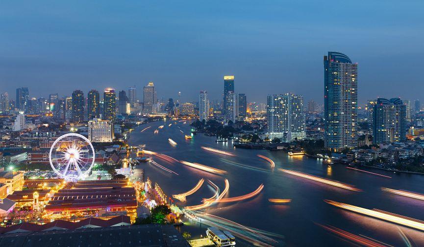 Сколько стоит жизнь в Бангкоке: цены на жилье, транспорт, питание в столице Таиланда