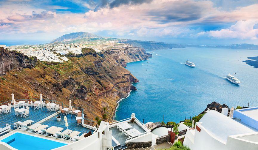 Учиться и отдыхать в Греции: light-курсы греческого по турвизе