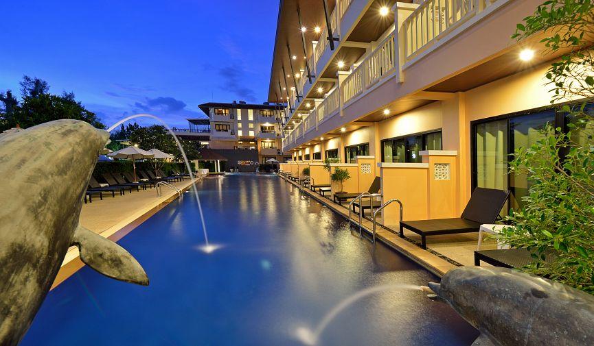 Курортный отель Srisuksant: оазис комфорта для отдыха в Краби