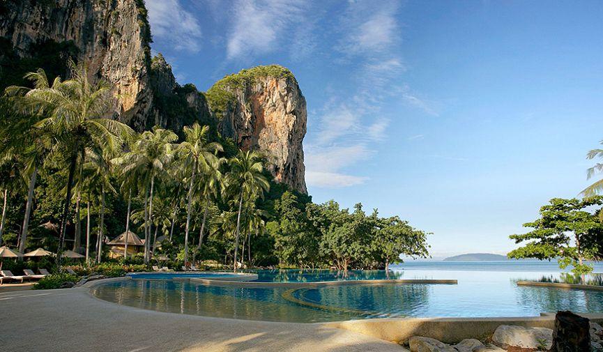 Rayavadee — райский остров с роскошным сервисом