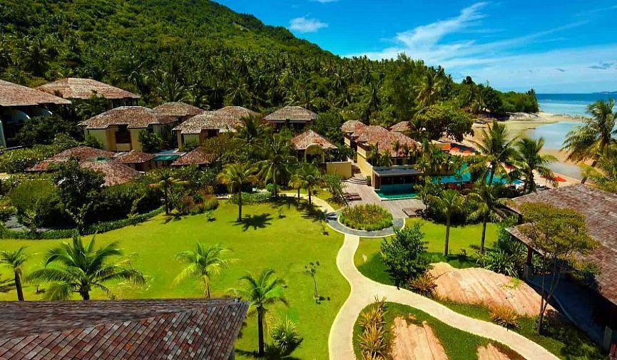 Отель Chantaramas — отдых мечты на острове Пханган