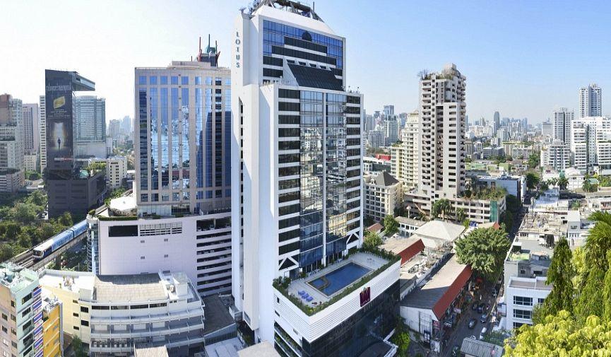 Где остановиться в Бангкоке: почему отель Lotus Sukhumvit идеально подойдет и туристу, и бизнесмену