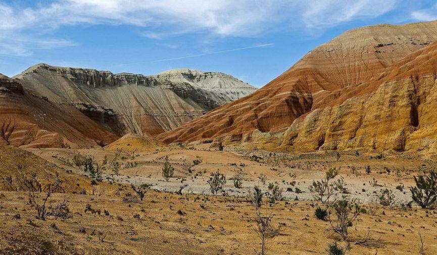 Завораживающие кадры национального парка Алтын-Эмель от фотографа Reuters