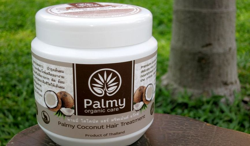 Palmy — органическая косметика из Таиланда — теперь в Dr. Holland!